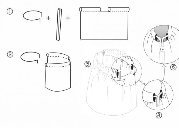 инструкция как крепить крепления для болдехина