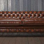 качественный кожаный диван