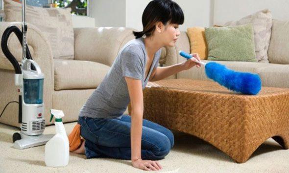 как можно избавиться от запаха новой мебели