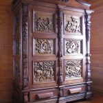 красивая мебель из дерева