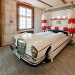 кровать машина фото