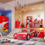 кровать машина для мальчика