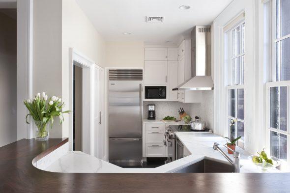 кухни 6 кв. метров