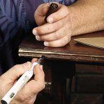 мебельный восковой карандаш