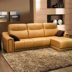 новая кожаная мебель