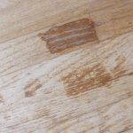 обработка дерева мебели воском
