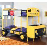 кровать автобус машина