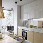 современные идеи кухонных гарнитуров