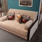 удобный и компактный диван-кровать