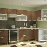 встроенная кухонная мебель