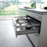 выдвижные ящики идеи для кухни