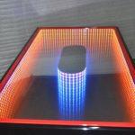 журнальный стол с 3D подсветкой