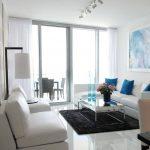 белая мебель в современном интерьере