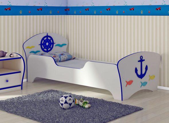 Какое спальное место лучше для ребенка 2 года thumbnail