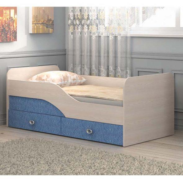 Детская кровать БРАВО