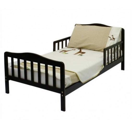 Детская кровать Фея с бортиками