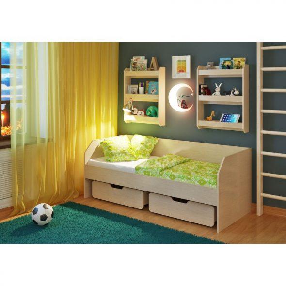 Детская кровать от 3 лет Легенда