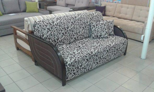 Диван-кровать Аква