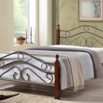 Двуспальная кровать Onder Mebli Judi