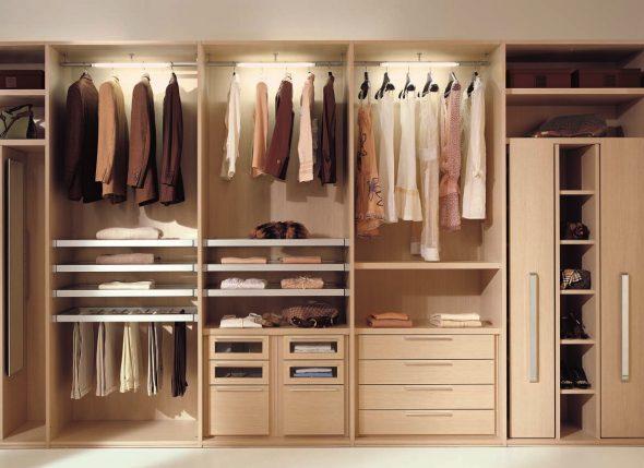 гардеробный шкаф купе