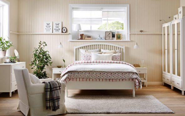 Комфортная кровать