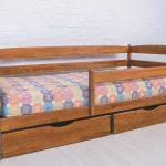 Кровать Марио Люкс с ящиками