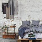кровать из поддонов индастриал