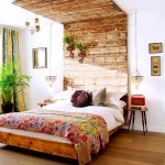 кровать деревянная идеи
