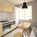Мебель из фанеры кухни