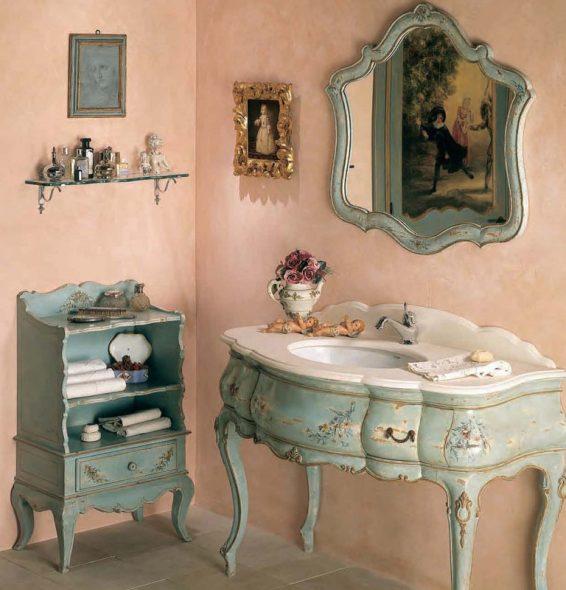 Мебель в стиле прованс — фото