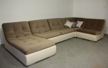 Модульный угловой диван-трансформер