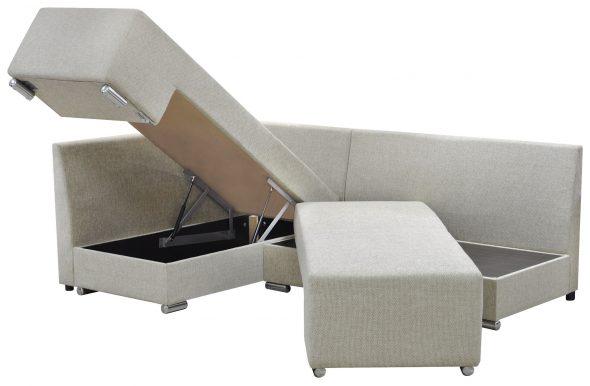 Поворотный механизм трансформации диванов