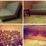 Самый популярный диван ИКЕА