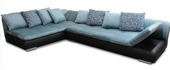Угловой диван Марго с поворотным механизмом
