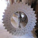 Зеркало Солнце диаметр 100(50) см