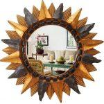 Зеркало солнце комбинированное