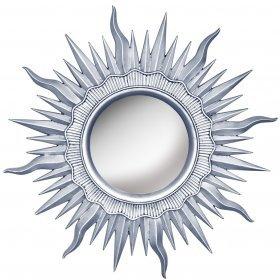 Зеркало солнце серебро
