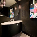зеркало в ванную дизайн