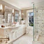 зеркало в ванную интерьер