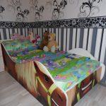 бельмарко кровать лошадь