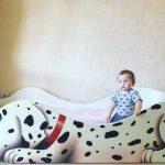 бельмарко кровать собака