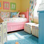 детская комната для дошкольницы