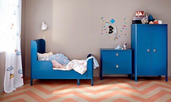 детская кровать икеа фото идеи