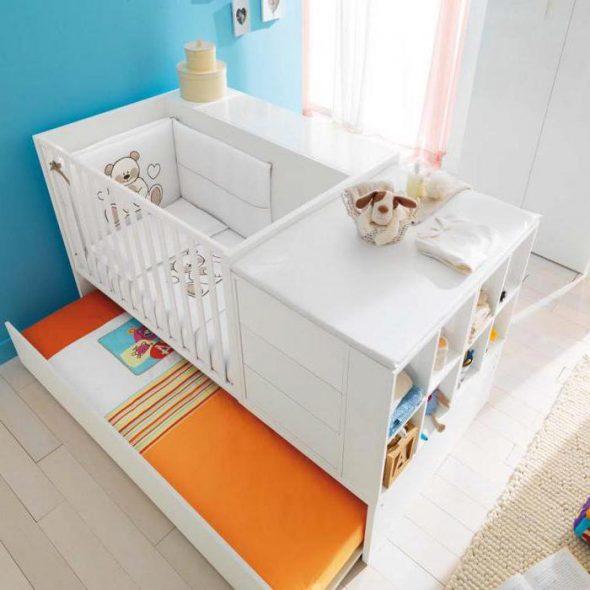 детские кровати трансформеры от 5 лет