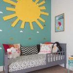 кровать с бортиком дизайн