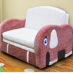 детский диванчик слоник новый