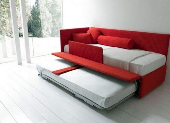 диван кровать трансформер для малогабаритной квартиры