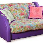 диванчик для девочки