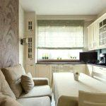 диван на кухне небольшой