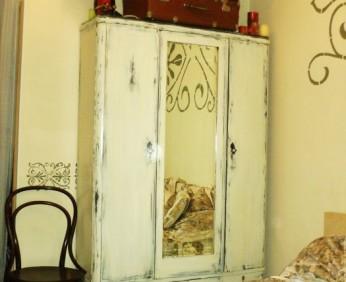 домашних условиях отреставрировать шкаф